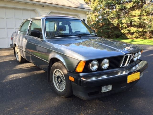 1983 BMW 3-Series LUXUS Touring Group