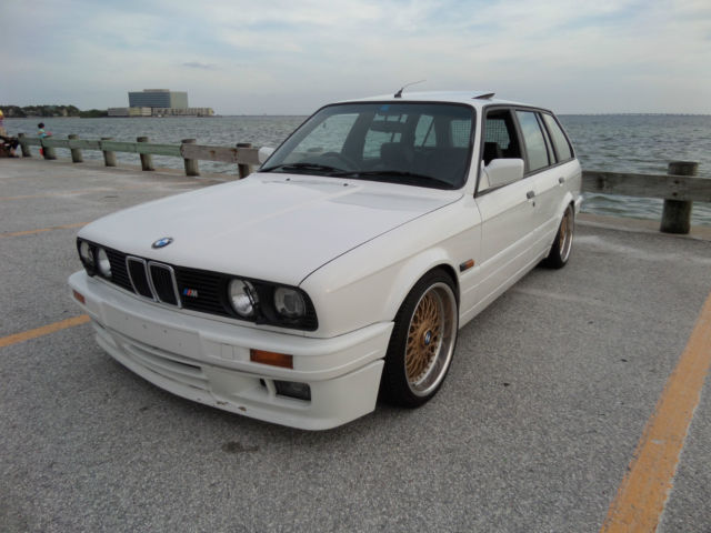 1989 BMW 3-Series Mtechnic Original