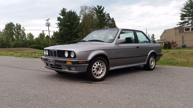 BMW 325ix e30 Coupe for sale photos technical specifications