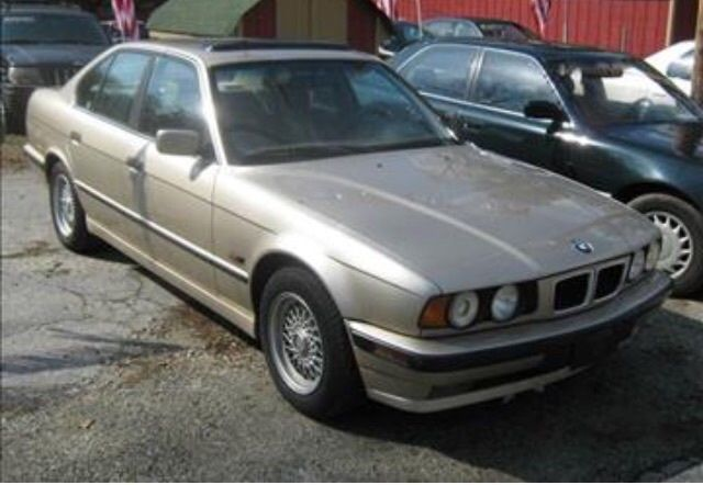 1994 BMW 5-Series E34 parts by request