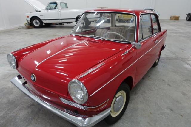 1963 BMW 700 COUPE