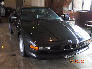 1993 BMW 8-Series 850 ci