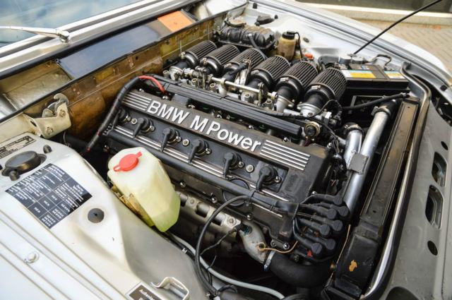 bmw e3 3 0 bavaria with e34 m5 3 6 engine s38b36 alpina. Black Bedroom Furniture Sets. Home Design Ideas