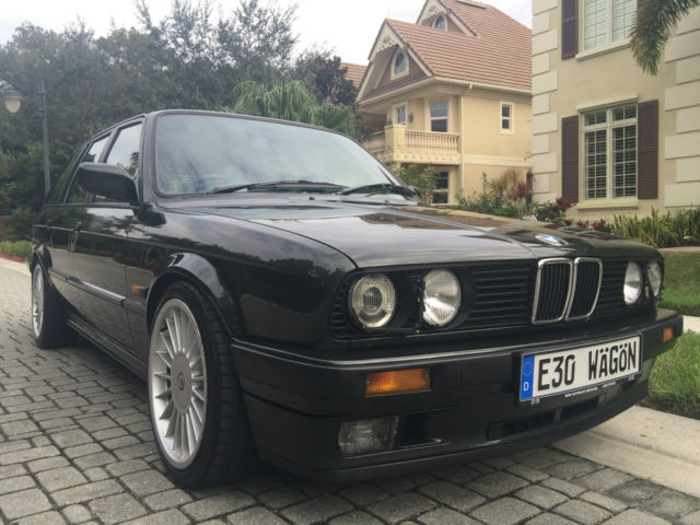 Bmw E30 325i 5 Speed Manual Station Wagon Euro Touring Rhd Sport Rhtopclassiccarsforsale: 1988 Bmw 325 Wheel Schematic At Gmaili.net