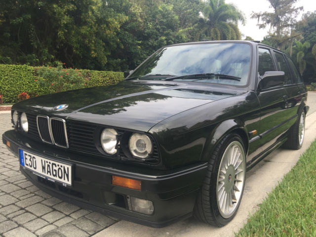 bmw e30 325i 5 speed manual station wagon euro touring rhd. Black Bedroom Furniture Sets. Home Design Ideas