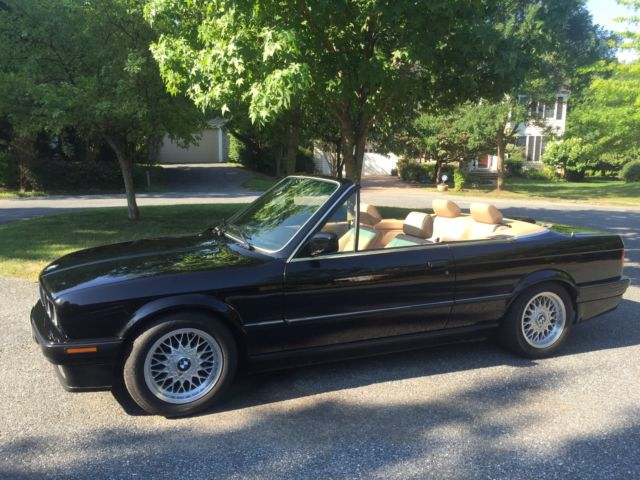1988 BMW 3-Series Convertible
