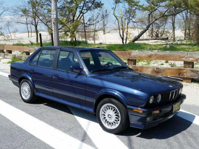 BMW e30 325iX AWD Restored  Serrviced Documented Clean Rare