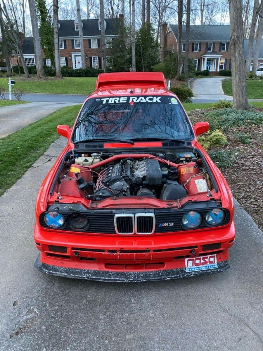Bmw E30 M3 Race Car Henna Built For Racing S14 Motor Track Modified Dtm For Sale Photos Technical Specifications Description