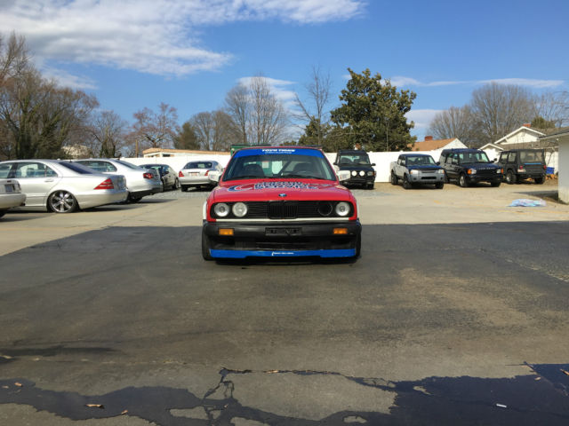 1988 BMW 3-Series S52 Swap with M3 Gearbox