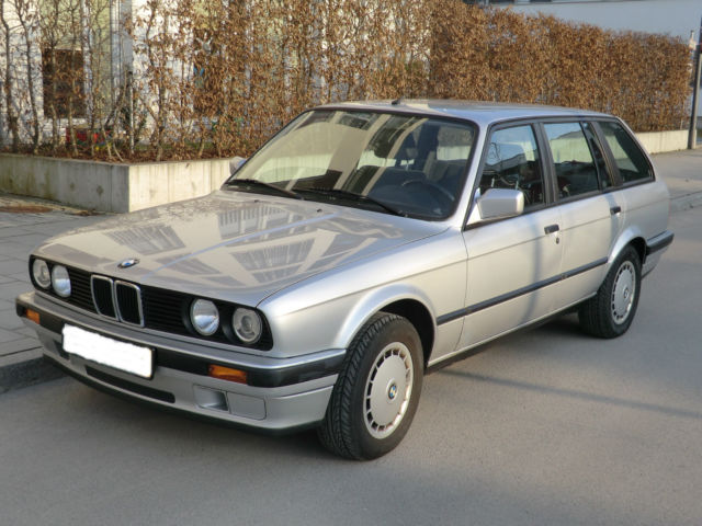 1991 BMW 3-Series Touring 1991 only 27'mls