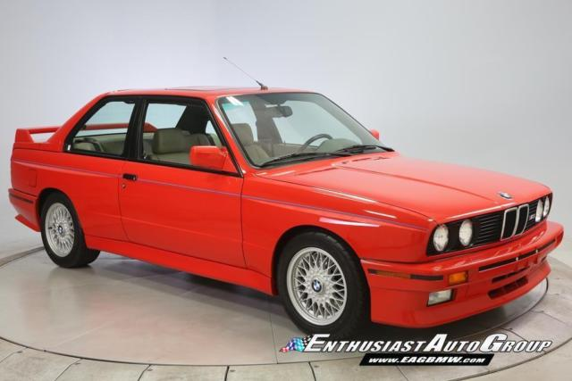 Bmw M3 Henna Red With 31 595 Miles For Sale For Sale Photos