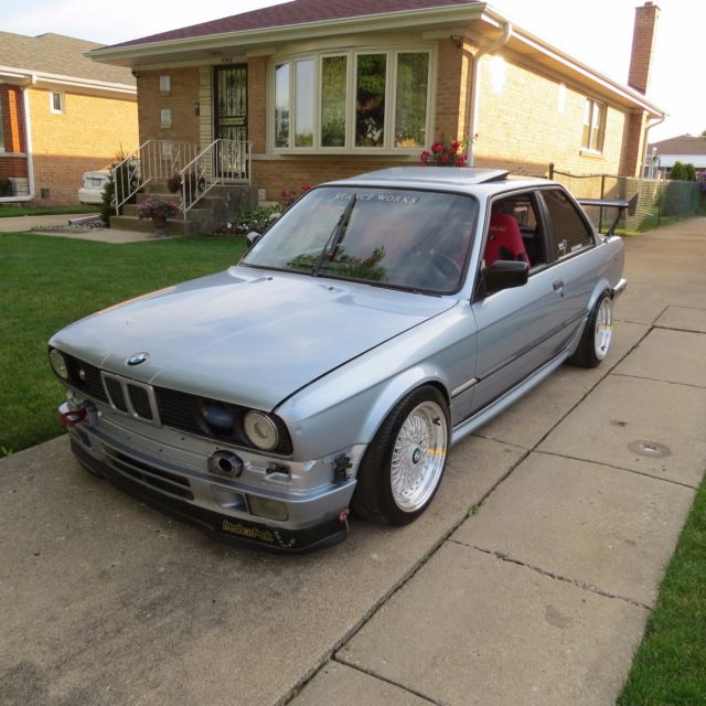 Used Turbo Bmw For Sale: BMW TURBO E30 M52 Swap 1991 Last Model For Sale: Photos