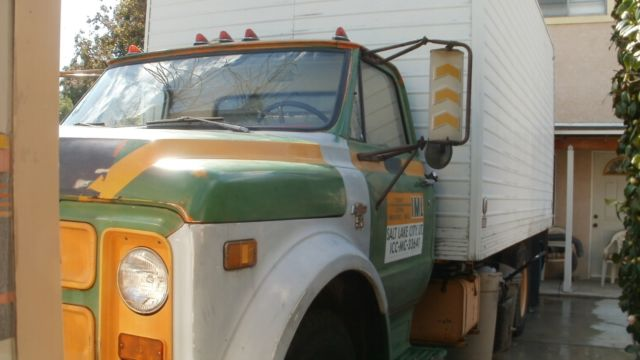 1968 Chevrolet Other Pickups Bobtail