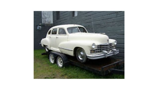 1947 Cadillac Other Series 62