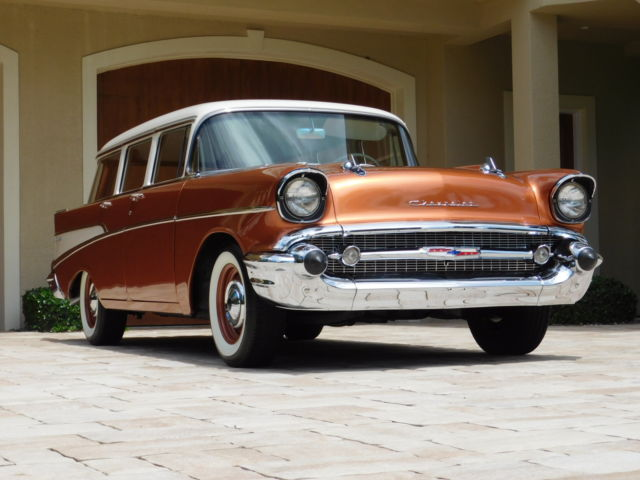 1957 Chevrolet Bel Air/150/210 Townsman Wagon
