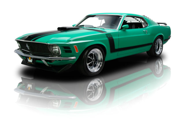 1970 Ford Mustang BOSS 302 - RESTOMOD