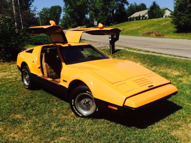 1975 Other Makes Bricklin