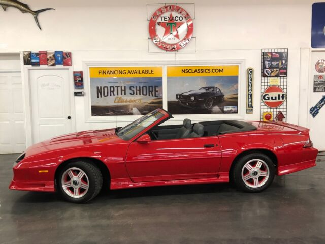 1991 Chevrolet Camaro Z28-Only 14k Miles-Convertible-Southern Vehicle- M