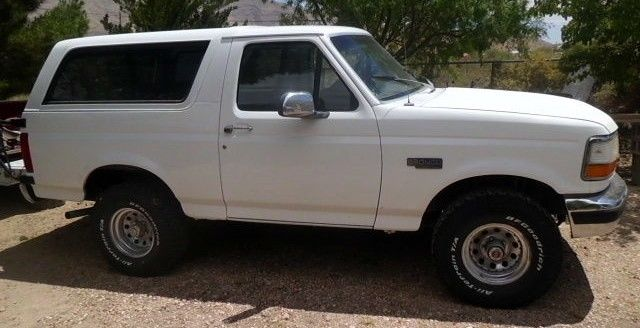 1993 Ford Bronco Government Arizona