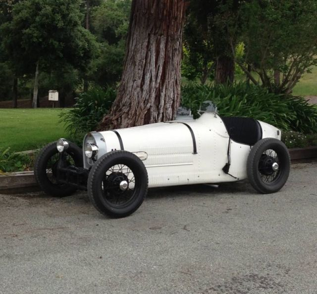 1927 Other Makes Bugatti Replica Speedster
