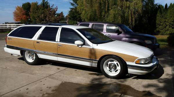 1994 Buick Roadmaster Estate