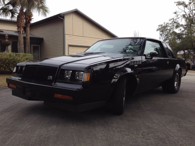 Buick Grand National GNX #261 - Twin Turbo for sale: photos