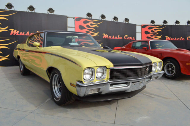 1972 Buick GSX (1of1)