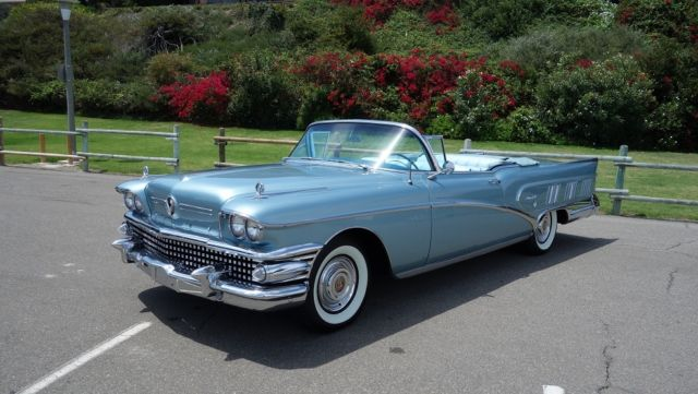 1958 Buick Limited Limited