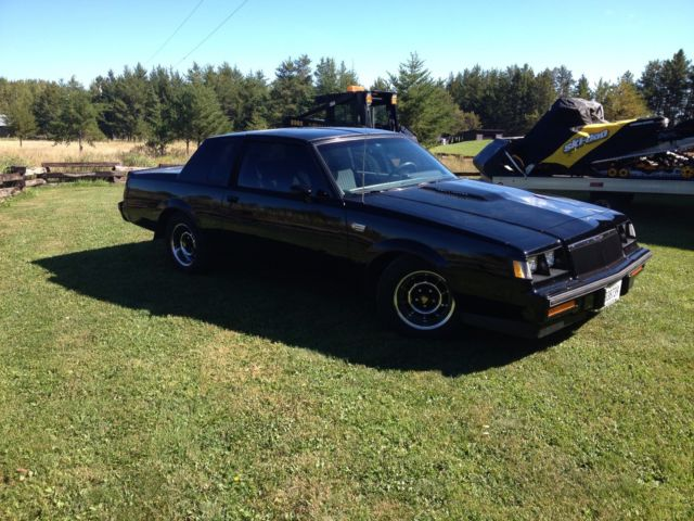 19860000 Buick Regal Grand National