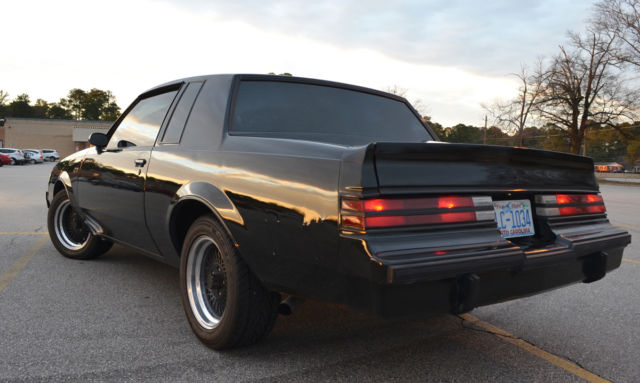 buick regal grand national turbo v6 3 8l gbody buick gn for sale. Cars Review. Best American Auto & Cars Review