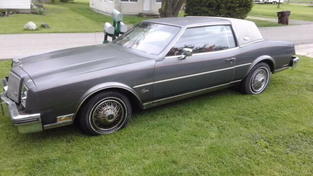 1979 Buick Riviera Chrome