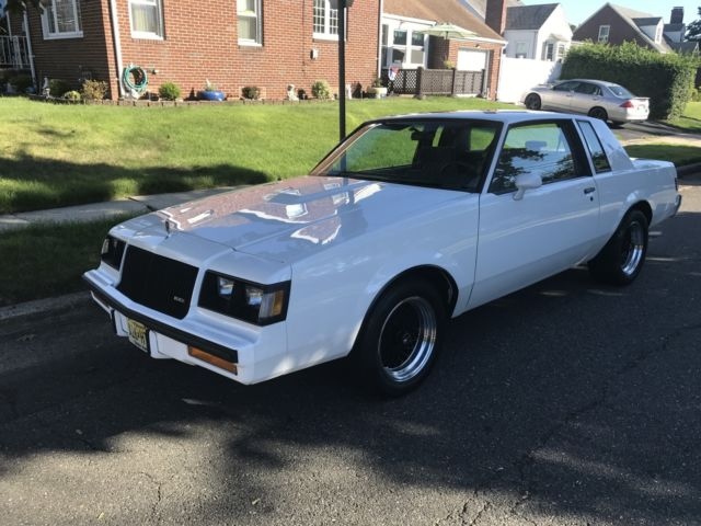 1987 Buick Regal Grand National Coupe 2-Door
