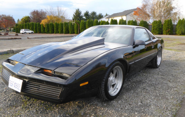 1982 Pontiac Firebird Trans Am Coupe 2-Door