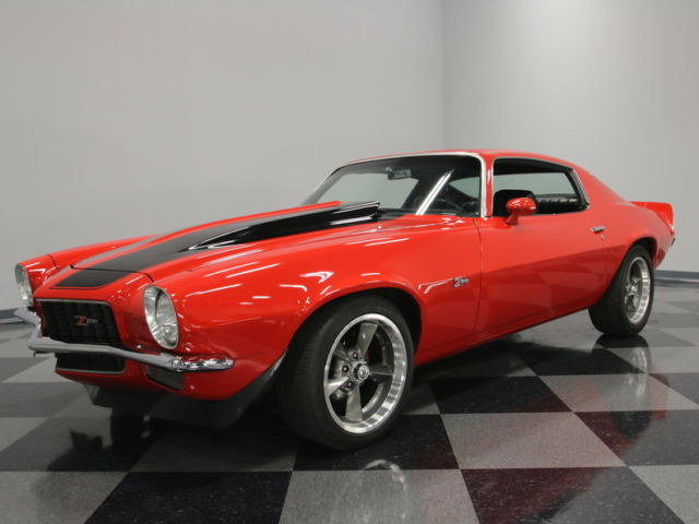 1971 Chevrolet Camaro Z/28 Tribute
