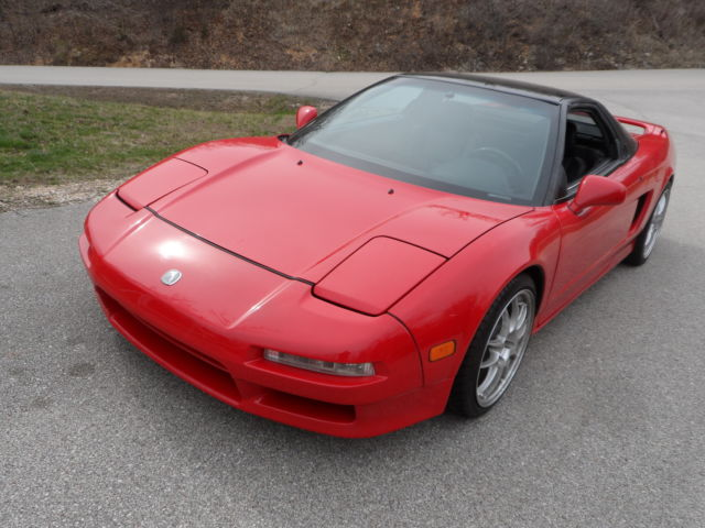 1991 Acura NSX NSX MANUAL TRANSMISSION