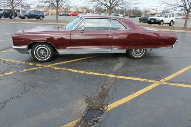 1966 Pontiac Grand Prix -389 CUBIC INCH-AUTOMATIC-WELL KEPT-ANTIQUE RARE V
