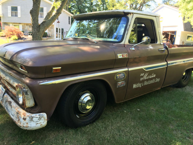1965 Chevrolet C-10 C10 TURN KEY HARD TO FIND PATINA