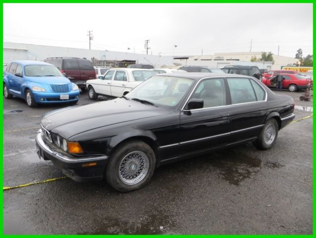 1993 BMW 7-Series iL