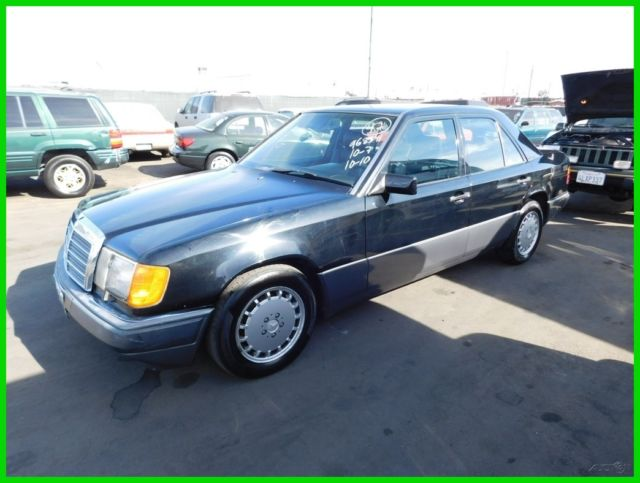 1993 Mercedes-Benz 300-Series 300E 3.2 (STD is Estimated)
