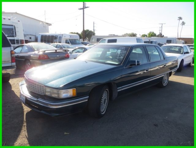 1994 Cadillac DeVille Base Sedan 4-Door