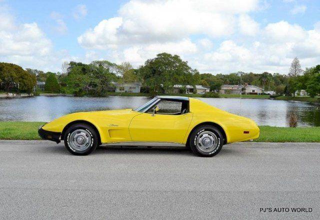 1976 Chevrolet Corvette Stingray
