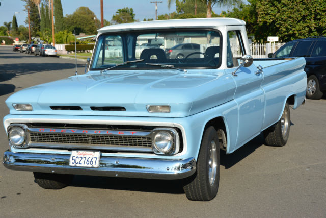 1966 Chevrolet C-10 Fleetside Long Bed