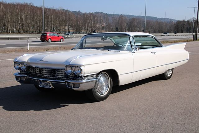 1960 Cadillac DeVille Coupe