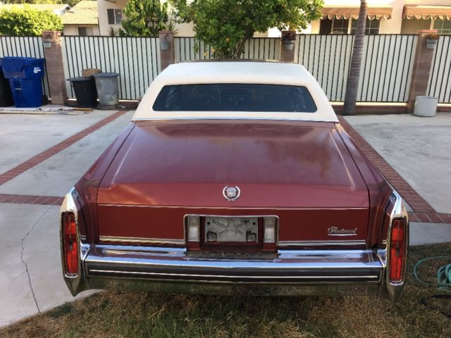cadillac fleetwood brougham d 39 elegance coupe for sale photos. Cars Review. Best American Auto & Cars Review