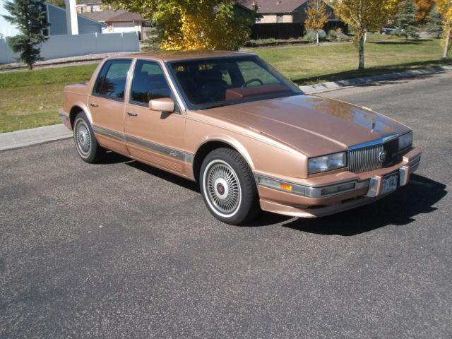 1990 cadillac seville sts