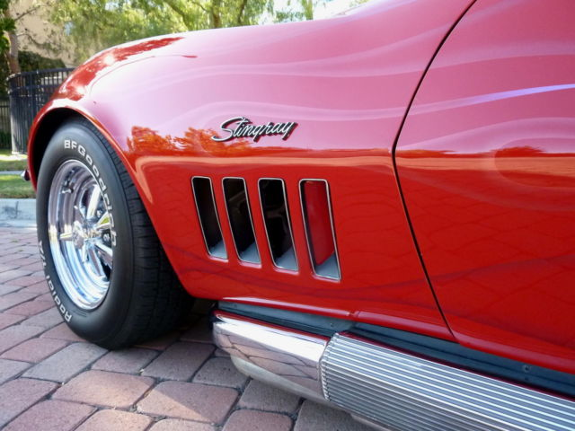 1969 Chevrolet Corvette CORVETTE COUPE
