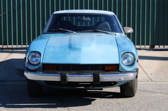 1975 Datsun Z-Series 280Z, 2+2, No Reserve, California Car