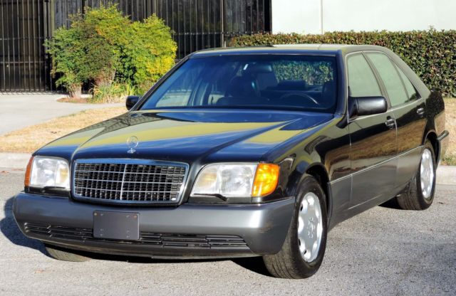 1993 Mercedes-Benz 300-Series Turbo Diesel