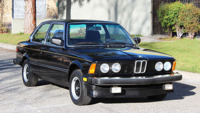 1980 BMW 3-Series 320 IS,