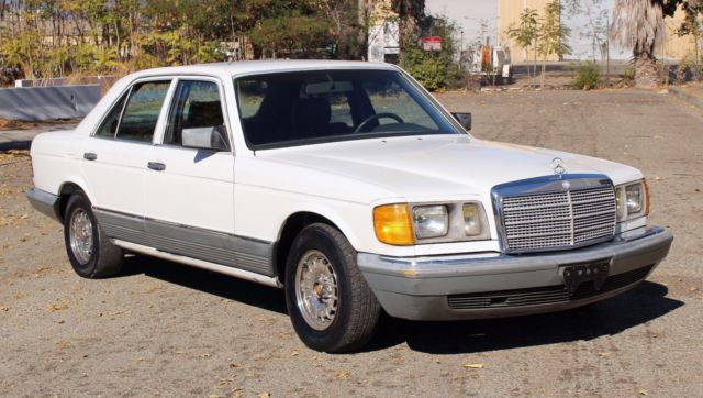 1985 Mercedes-Benz 300-Series Runs A+, Needs TLC, No Reserve